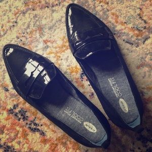 Dr. Schools penny loafers/ Size 8